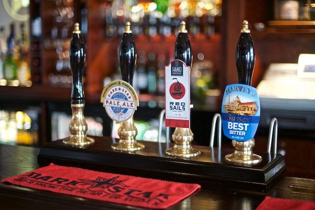 Cask Ale Pumps